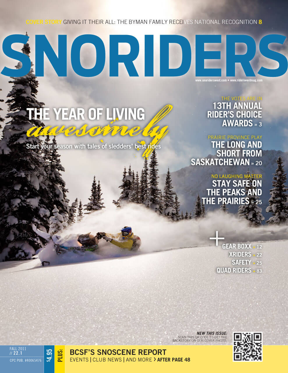 snoriders_cover_fall_2011